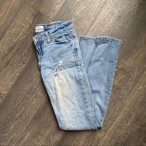 Aeropostale Light Wash Skinny Jeans *3 for $30*